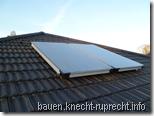 Unsere Solarkollektoren