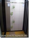 Fliesen Haupt-Bad