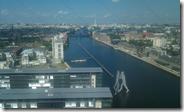 Sicht auf Berlin