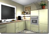 Küchenansicht rechts