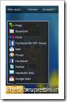 Nexus One Galerie auf dem HTC Desire: Senden