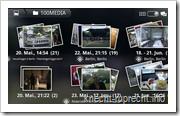 Nexus One Galerie auf dem HTC Desire: Alben