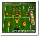 goalunited 2011: Spielaufstellung