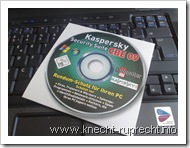 Kaspersky Internet Security - CBE 09