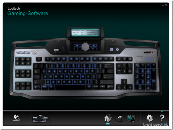 Logitech Gaming Software 7.0