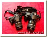 Canon EOS 350D gegen 40D