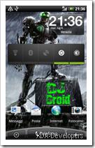 FroYo auf HTC Desire