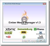 Ember Media Manager 1.3
