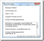 BoxCrpytor 1.2.0.2
