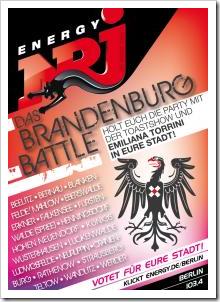 Brandenburg Battle: Deine Stimme für Strausberg