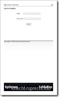 Dropbox-Widget für Nokia/Symbian