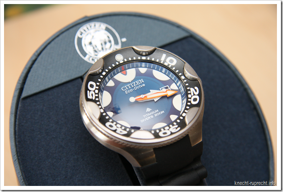 Citizen Orca Eco-Drive