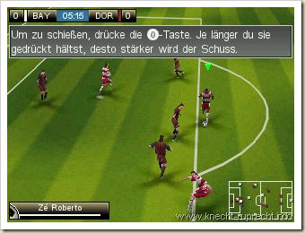 EA Sports FIFA 08 für N-Gage