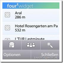 Four²Widget