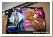 Das gepackte Päckchen