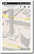 Google Maps für Android 5.0