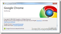 Google Chrome im Dev-Channel