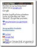 Google Mobile App: Download