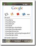 Google Mobile App für Symbian