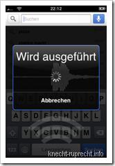 Google Sprachsuche auf Android