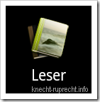 Leser: eBook-Reader aif dem HTC Desire HD
