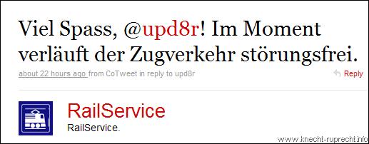 Eine Schweizer Antwort
