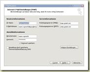 GoogleMail IMAP einrichten (1)