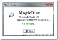 MagicISO / MagicDisc