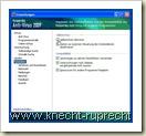 Selbstschutz von Kaspersky Antivirus