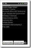 KeePassDroid: Datensätze