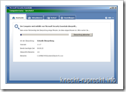 Windows Security Essentials - Schnelle Prüfung
