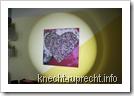 LED LENSER M7: kreisrunder Lichtkegel
