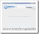 Maxthon 2.5.12: neuer Installer