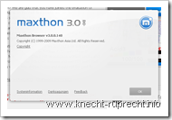 Maxthon 3.0.0.140