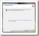 Microsoft Safety Scanner: Mein Ergebnis!