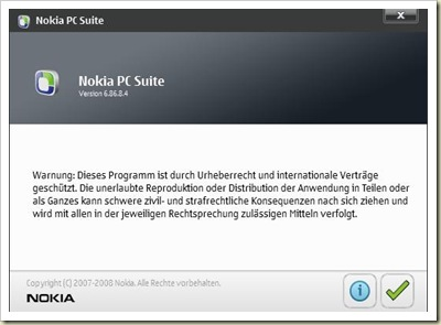 Nokia PC Suite 2.86.8.4
