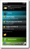 Nokia Hier und Jetzt: Ereignisse