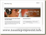 Nokia Music Store kurz vorm Start?