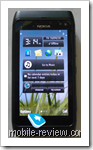 Nokia N8 bei Mobile Review