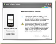 Nokia Software Updater