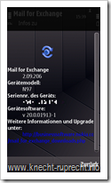 Mail for Exchange 2.09.206