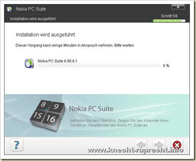 Nokia PC Suite 6.86.6.1 beta