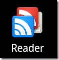 Google Reader for Android