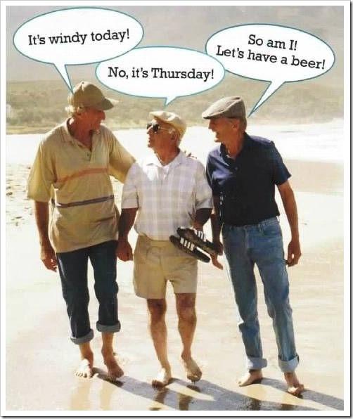 Die alten Männer und das Meer