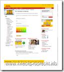 Phishing-Webseite dhl-kundenverwaltung.com