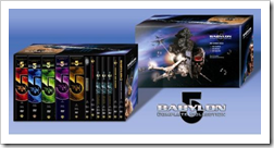 Babylon 5 bei Amazon