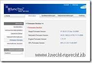 Samsung CLX3170: aktuelle Firmware