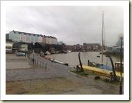 Fluss in Bristol