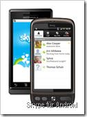 Skype für Android