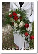 Brautstrauß von Blumen-Station & Ambiente